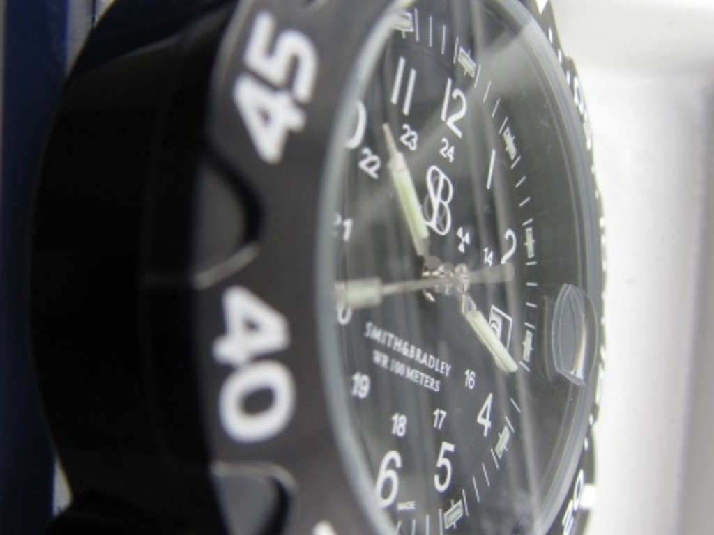The Sans 13 Super Lume Tactical Watch: by Smith & Bradley's video poster