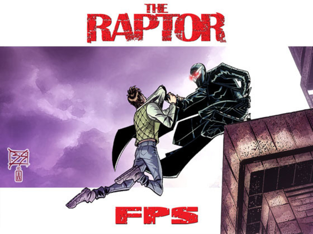 THE RAPTOR: FPS - The cops, the mob, and the vigilante.'s video poster