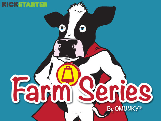 OMUNKY's Farm Series - Let's Make Some Shirts!