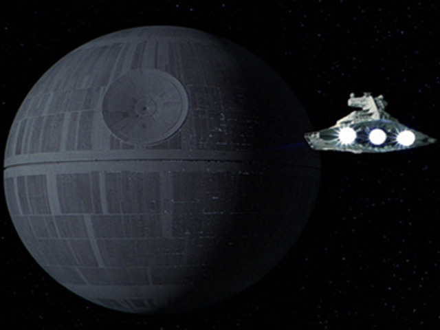 Kickstarter Open Source Death Star