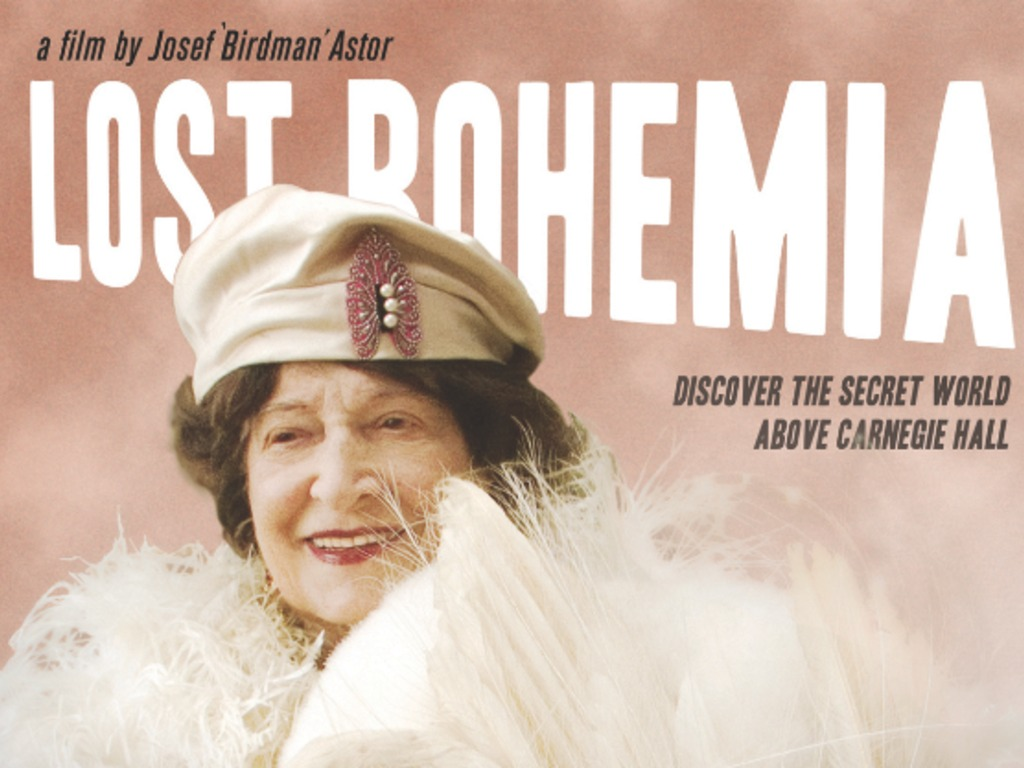 Lost Bohemia: A Documentary's video poster