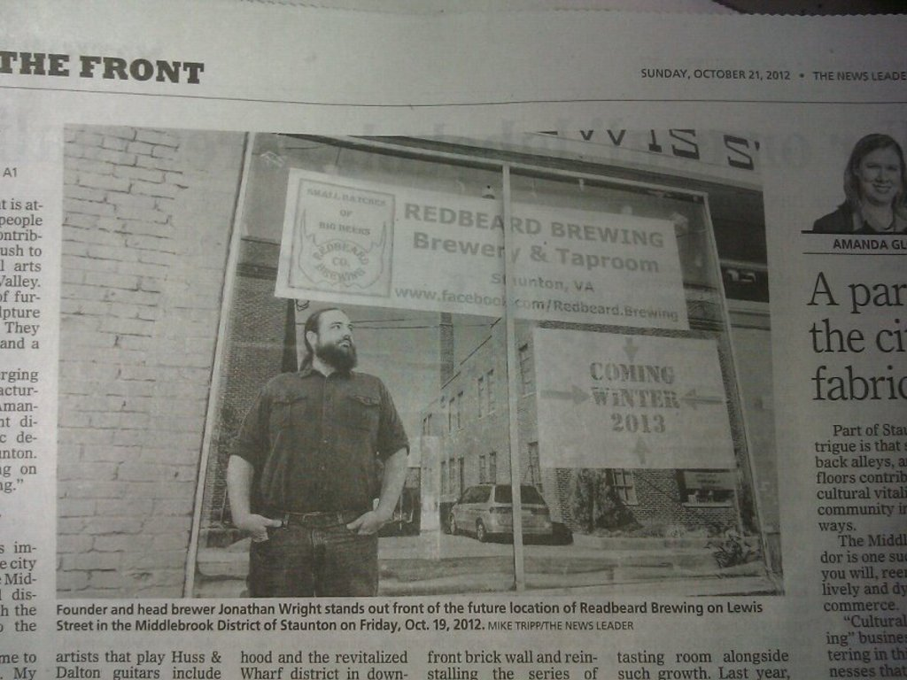REDBEARD BREWING COMPANY, LLC's video poster