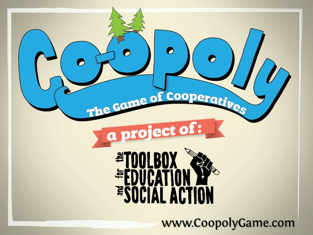 Co-opoly: The Game of Cooperatives's video poster