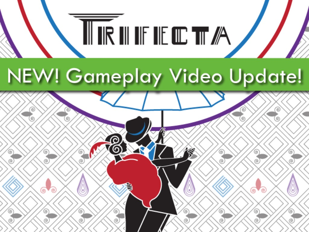 Trifecta - A Card Game For Two Players's video poster