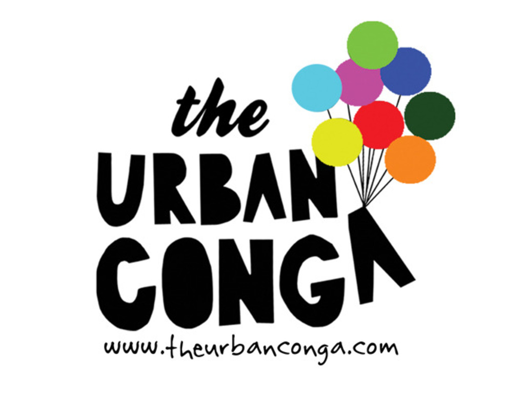 THE URBAN CONGA's video poster