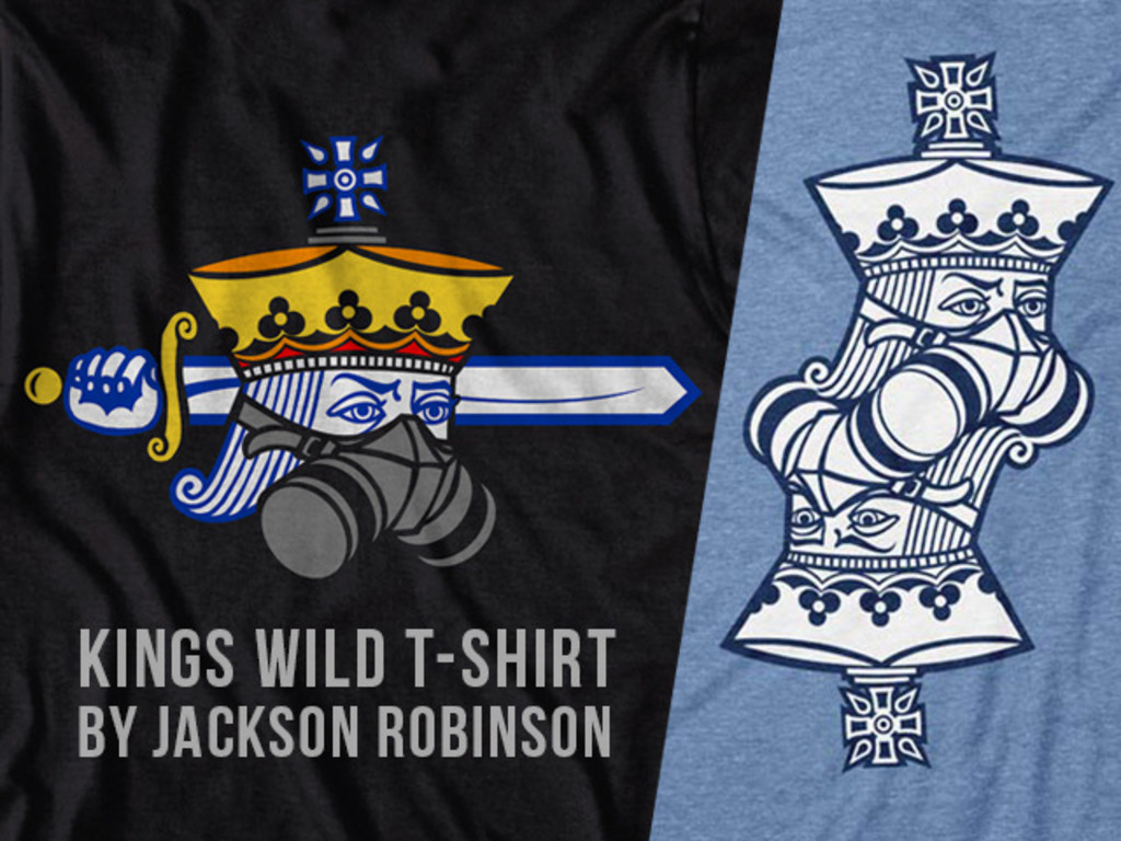 Kings Wild T-Shirt's video poster