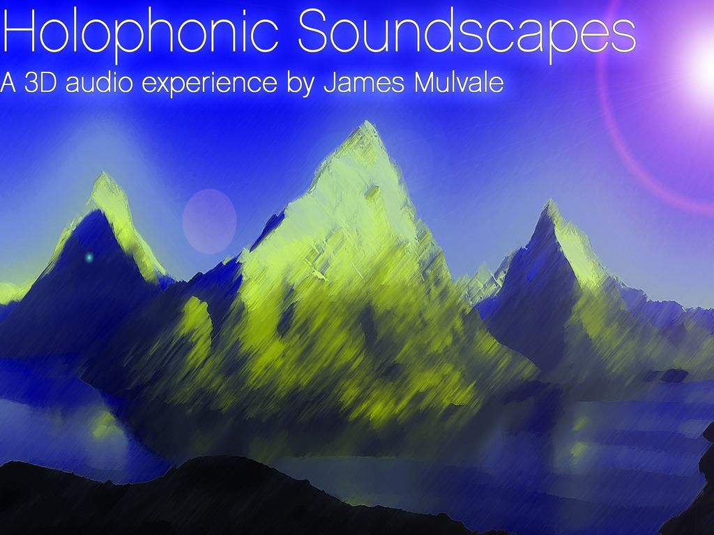 Holophonic Soundscapes. A journey into ASMR and 3D sound.'s video poster