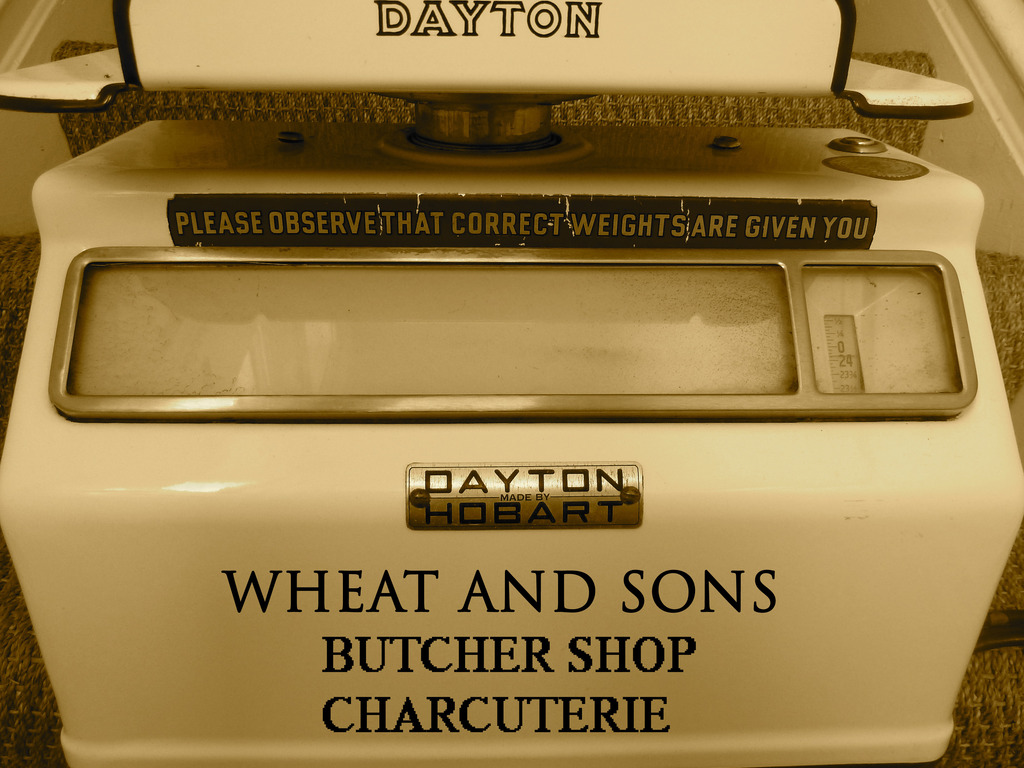 WHEAT and SONS:Neighborhood Butcher shop's video poster