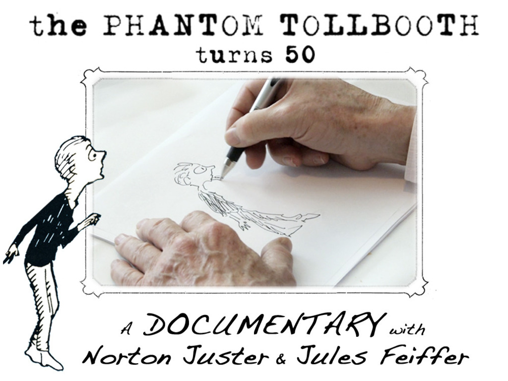 The Phantom Tollbooth Turns 50 - A Documentary's video poster