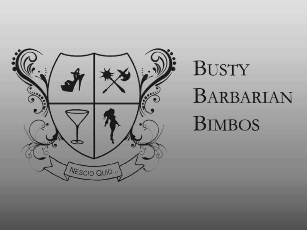 Busty Barbarian Bimbos's video poster