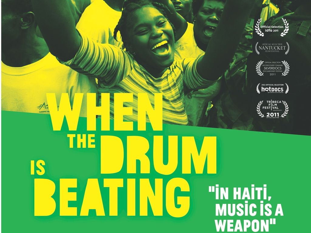 Help put When the Drum is Beating in Theaters and on TV's video poster