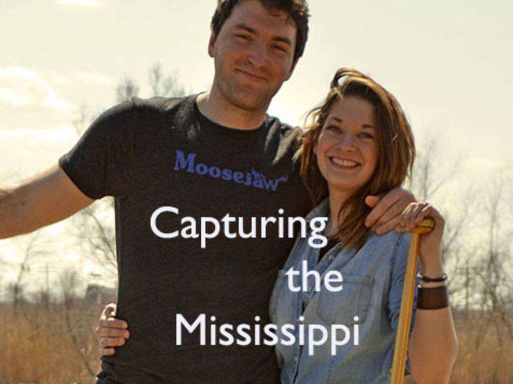 Capturing the Mississippi's video poster
