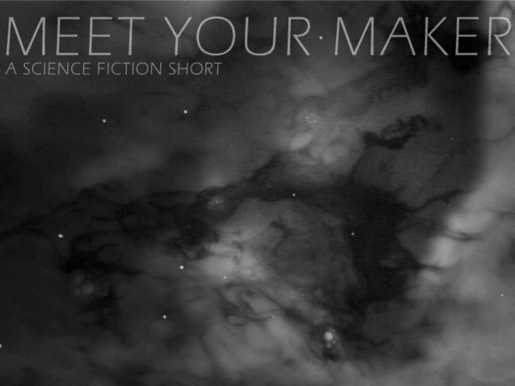 MEET YOUR MAKER's video poster