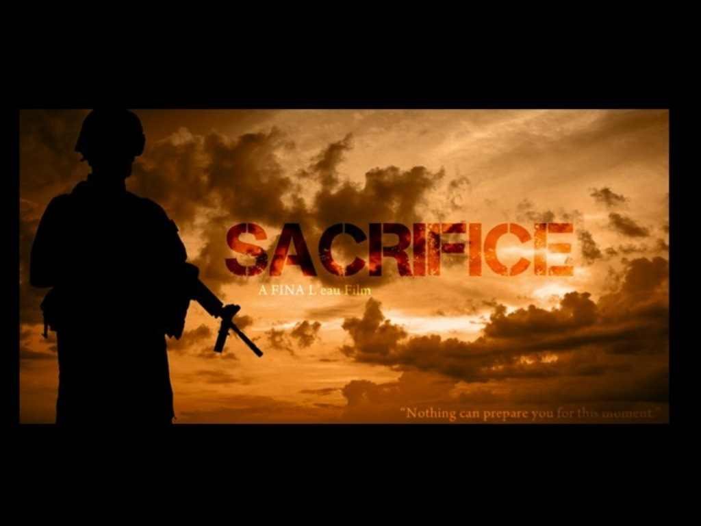 """Sacrifice""'s video poster"