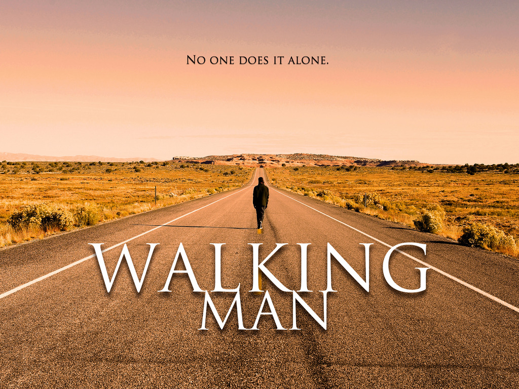 Walking Man: No One Does It Alone's video poster