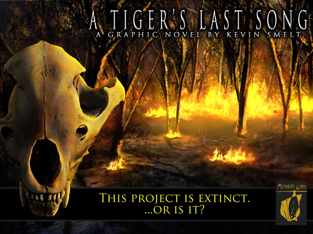 A Tiger's Last Song's video poster