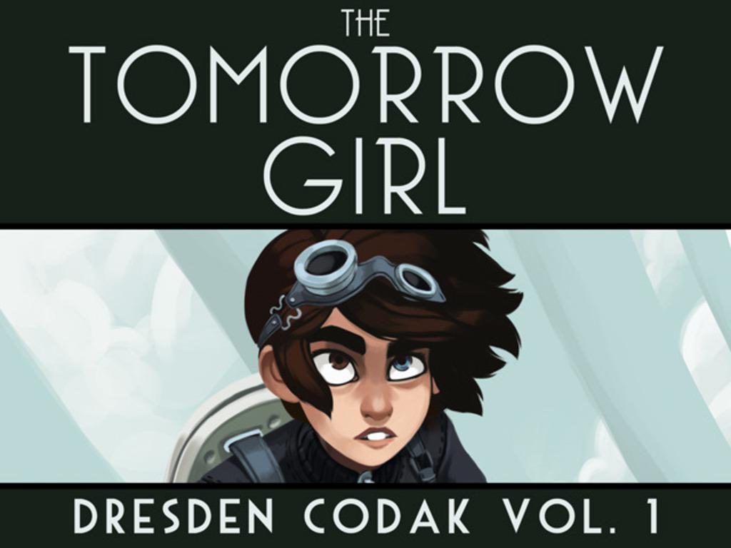 The Tomorrow Girl: Dresden Codak Volume 1's video poster
