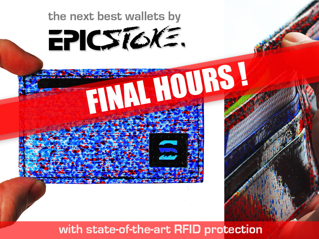 EPICSTOKE - A Wallet Worth a Thousand Words's video poster