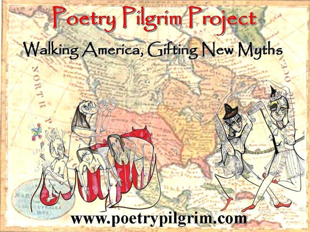 Poetry Pilgrim Project's video poster
