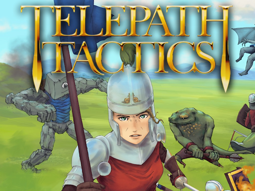 Telepath Tactics - A Strategy RPG's video poster