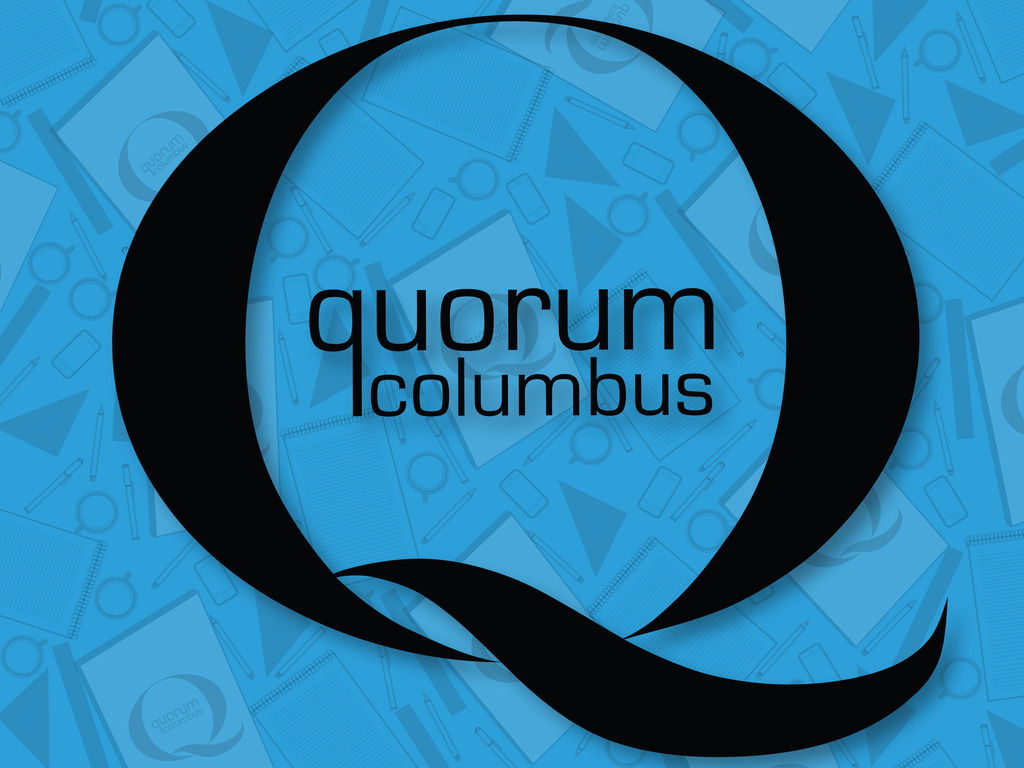 Quorum Columbus - Entertain. Enlighten. Engage.'s video poster