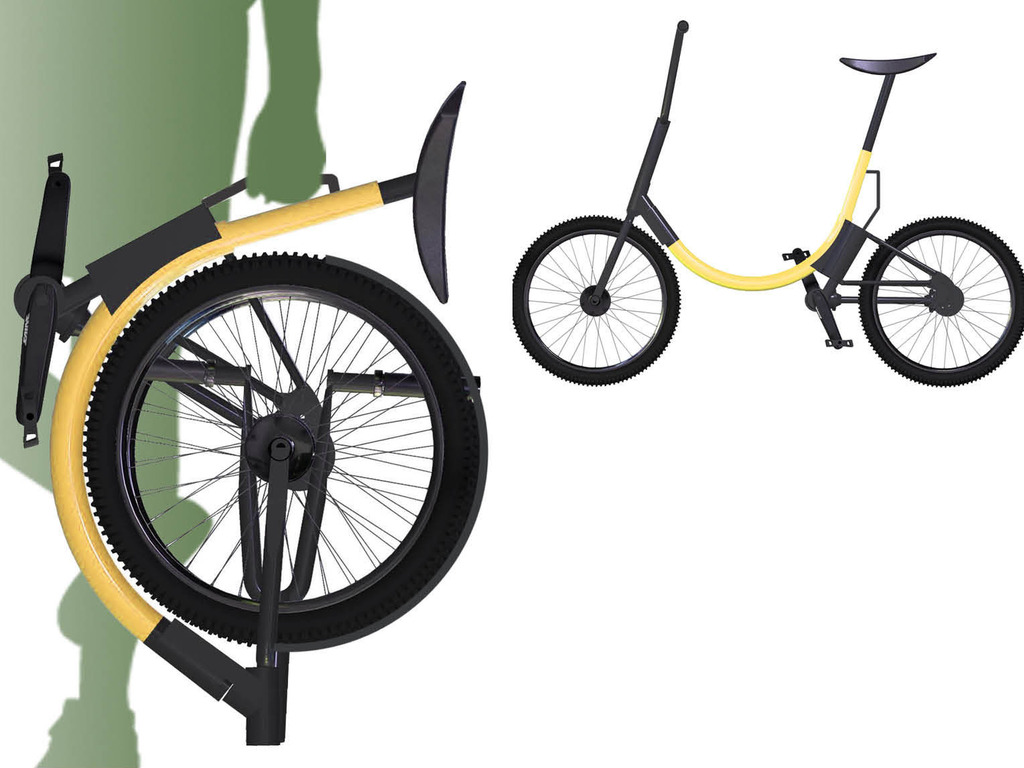 Folding Electric Bike for Commuters's video poster