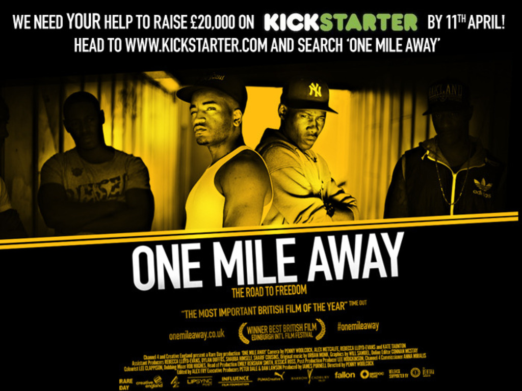 One Mile Away - Distribution and Impact's video poster