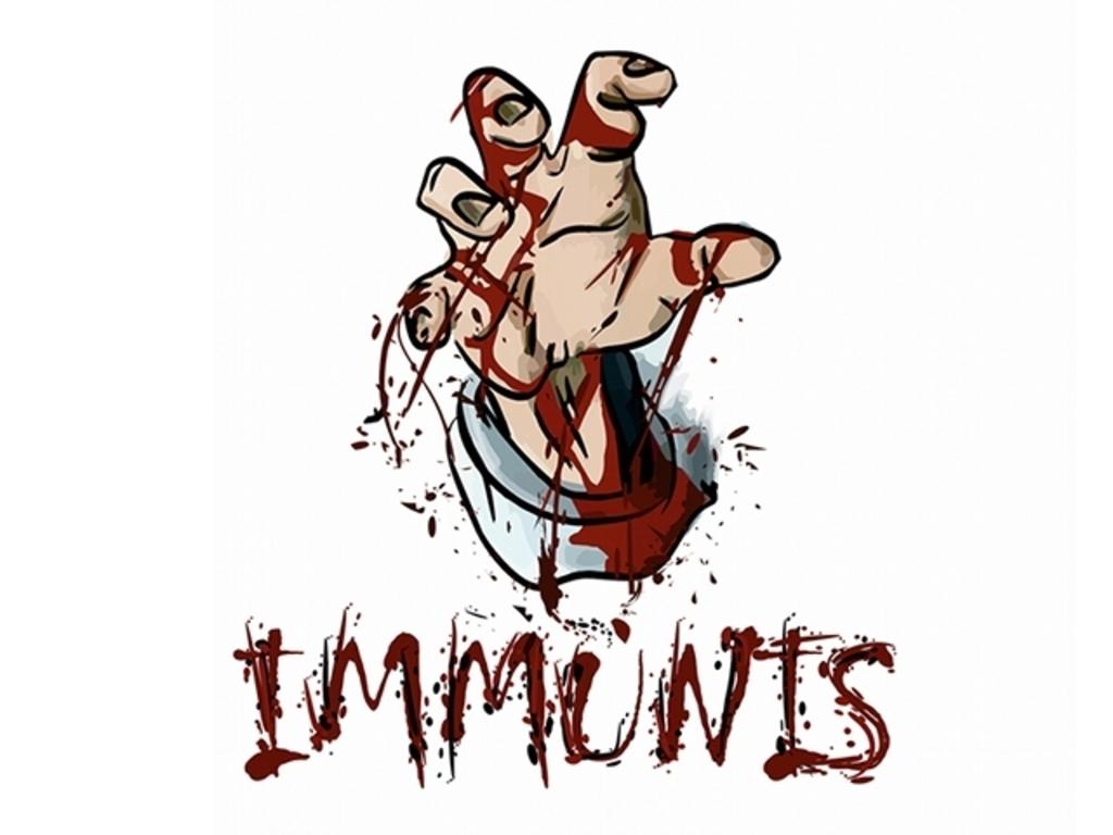 Immunis - The Zombie Apocalypse's video poster