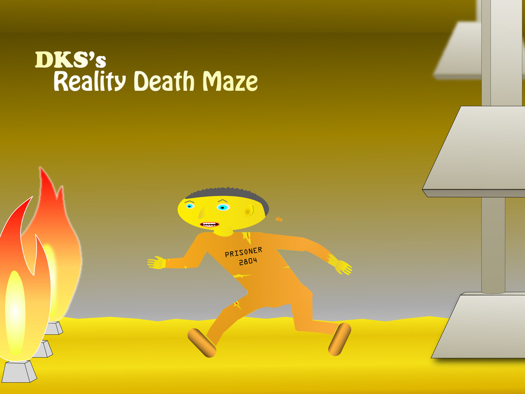 DKS's Reality Death Maze's video poster