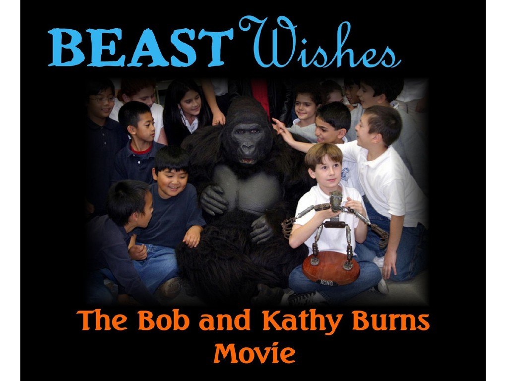 BEAST WISHES - The Bob and Kathy Burns Movie's video poster