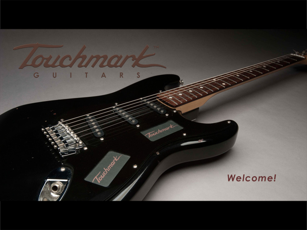 Touchmark Guitars: Touch Interface for Electric Guitars's video poster
