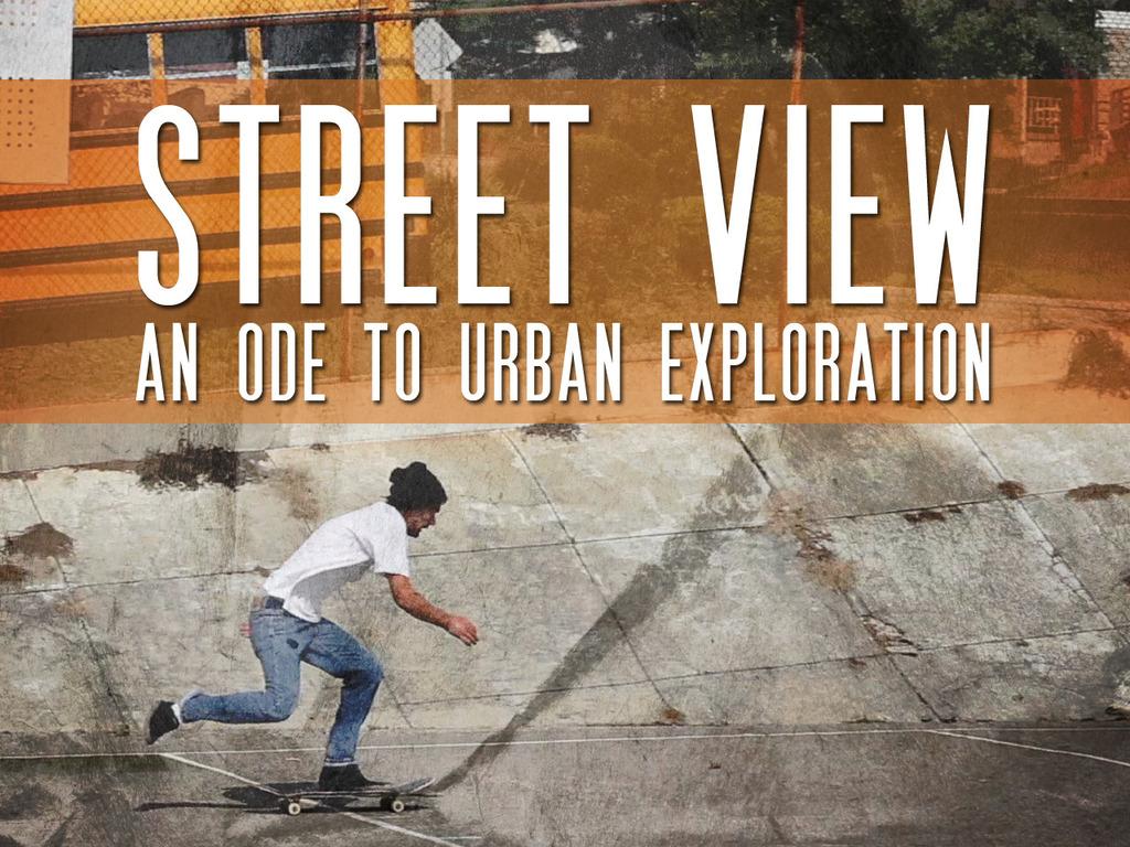 Street View - Super 8mm Skateboarding Documentary's video poster