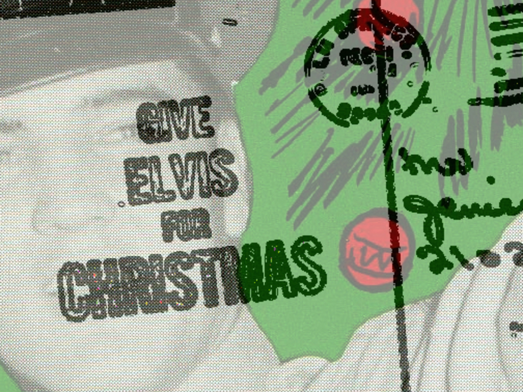 Give Elvis for Christmas  (www.giveelvis.com)'s video poster