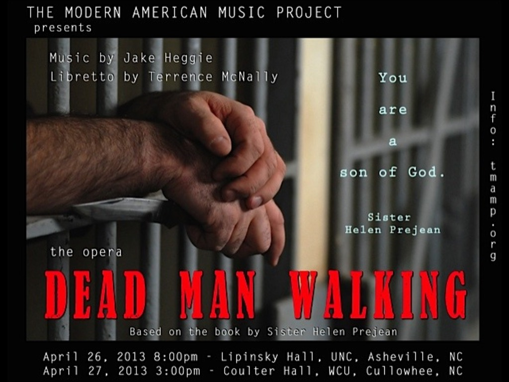 """an examination of dead man walking Cross examination group  after you have read her book, watch susan sarandon's portrayal of prejean in the film """"dead man walking"""" (1988)."""