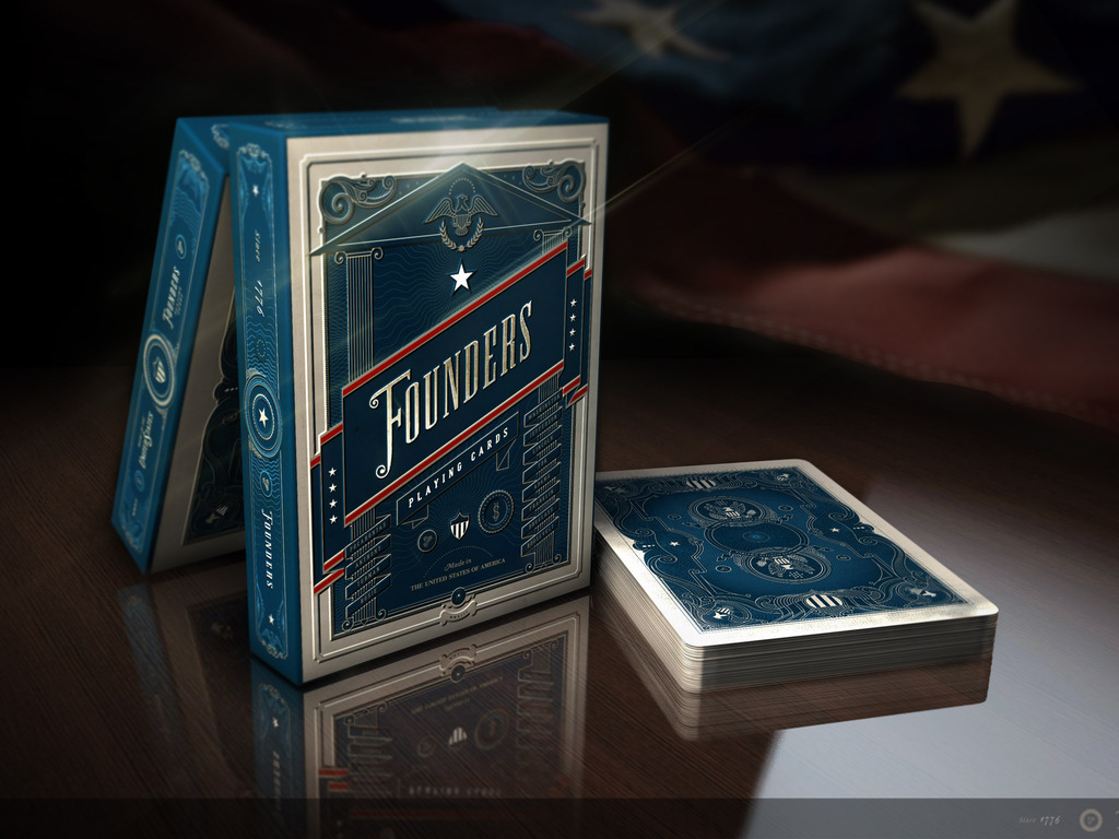 Founders Playing Cards's video poster
