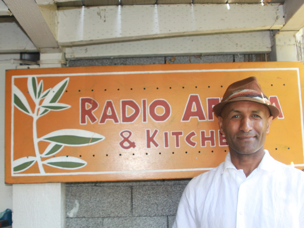 Radio Africa & Kitchen Restaurant's video poster