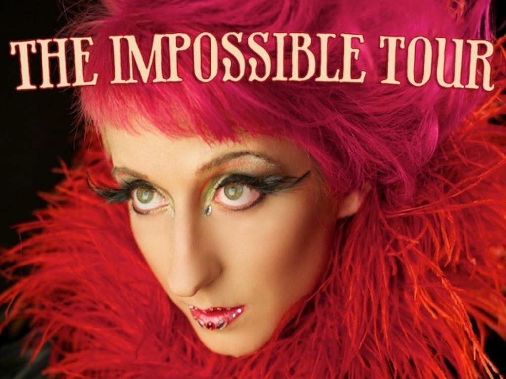The Impossible Tour - Hartford's video poster