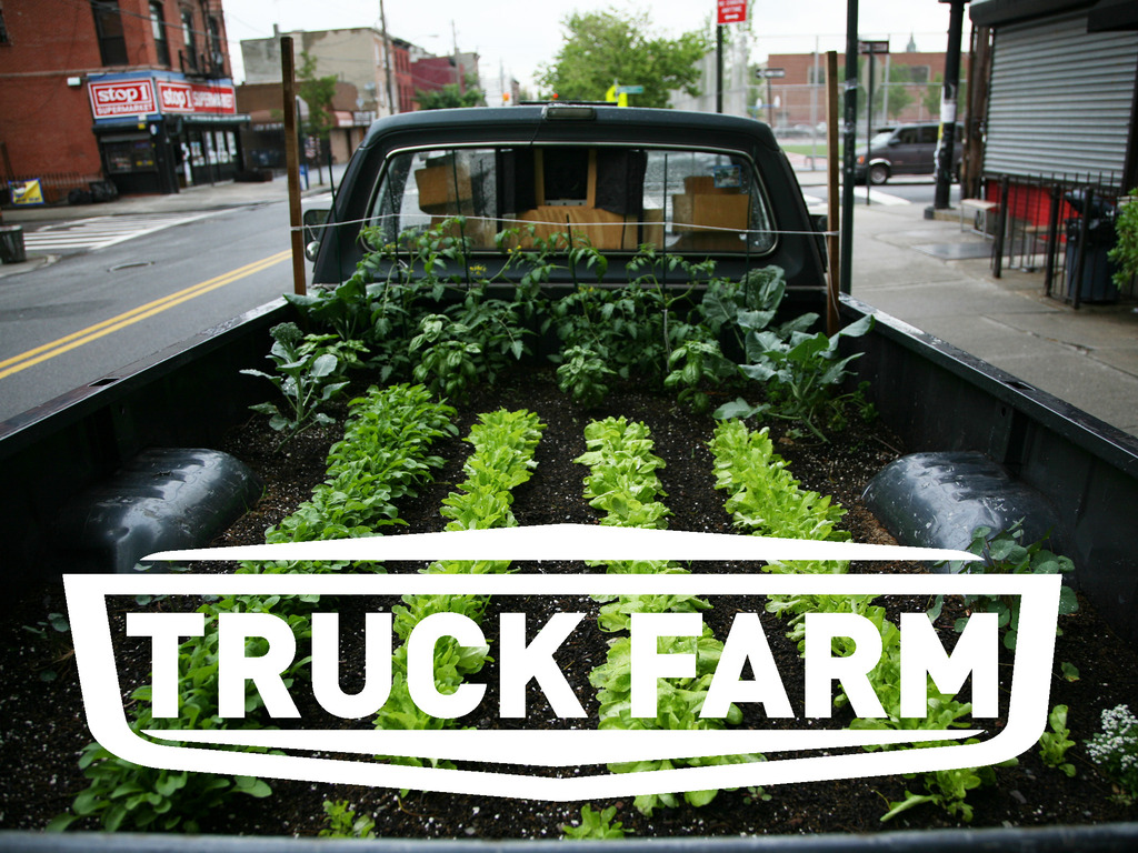 TRUCK FARM! a wicked delicate film and food project's video poster