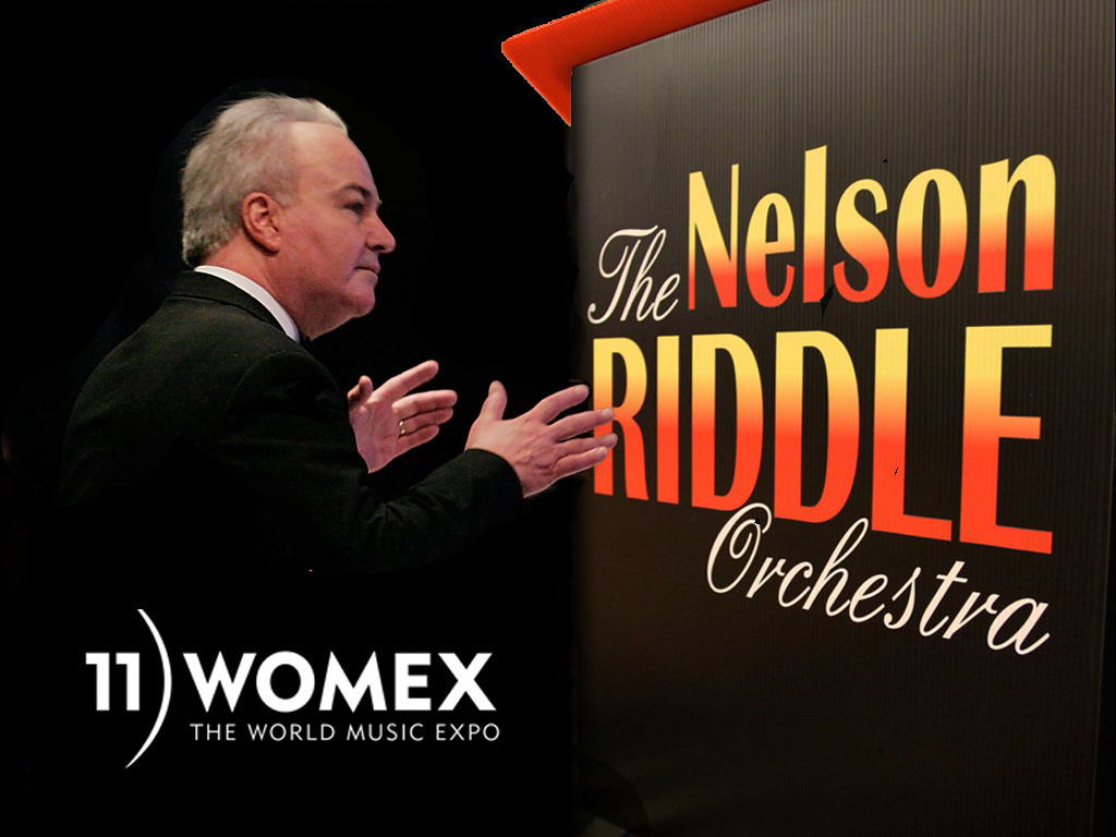 Nelson Riddle Orchestra - The Legend Returns!'s video poster