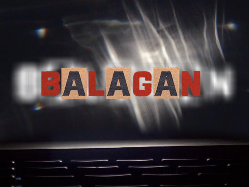 Balagan Film Series 2013's video poster