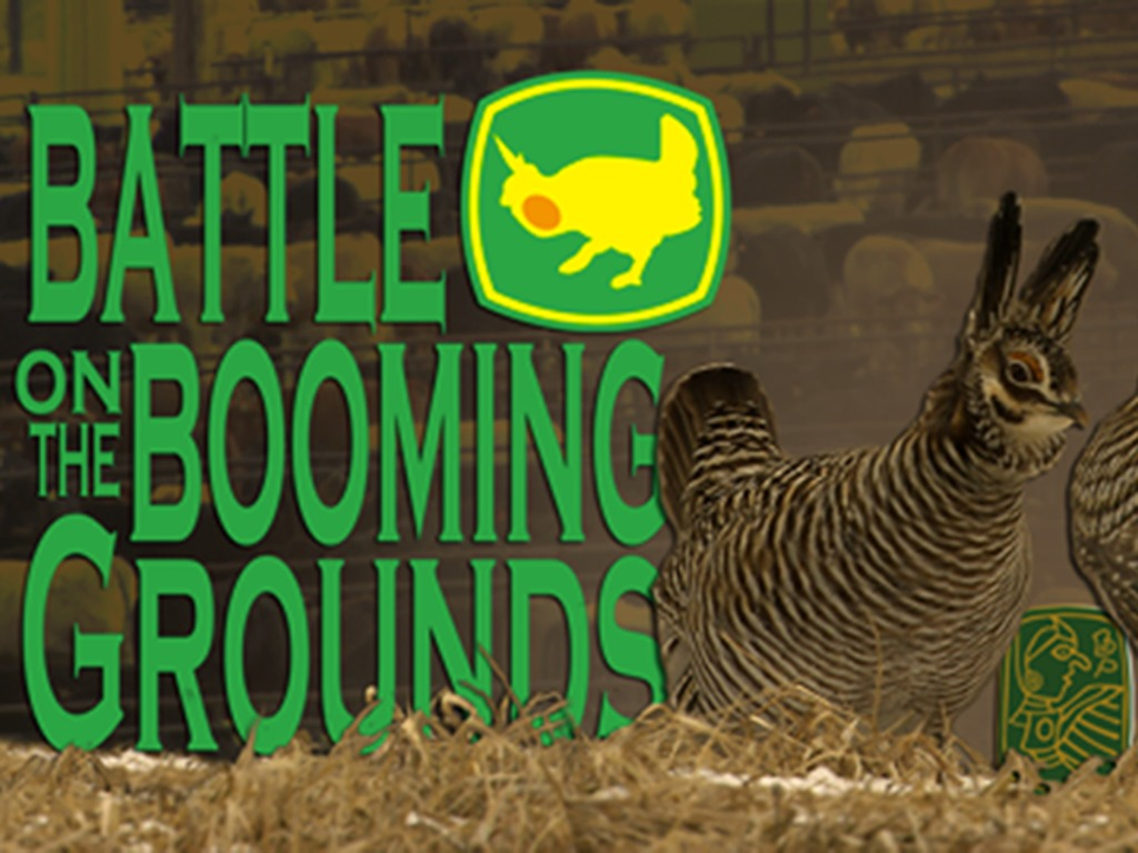 Battle on the Booming Grounds's video poster