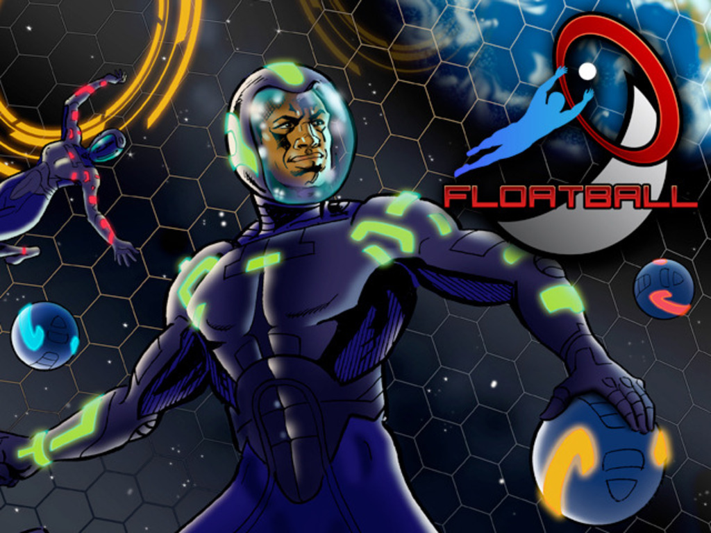 FloatBall: A new Comic Book about the Sport of the Future's video poster