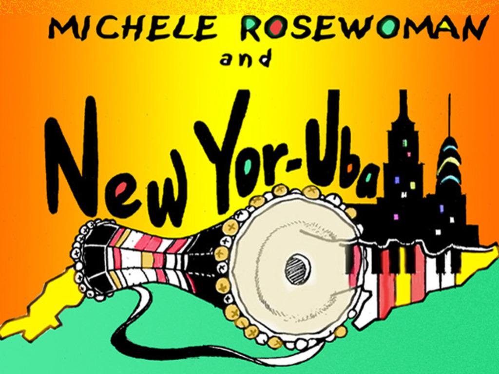 Michele Rosewoman & New Yor-Uba 30th Anniversary & CD Debut's video poster