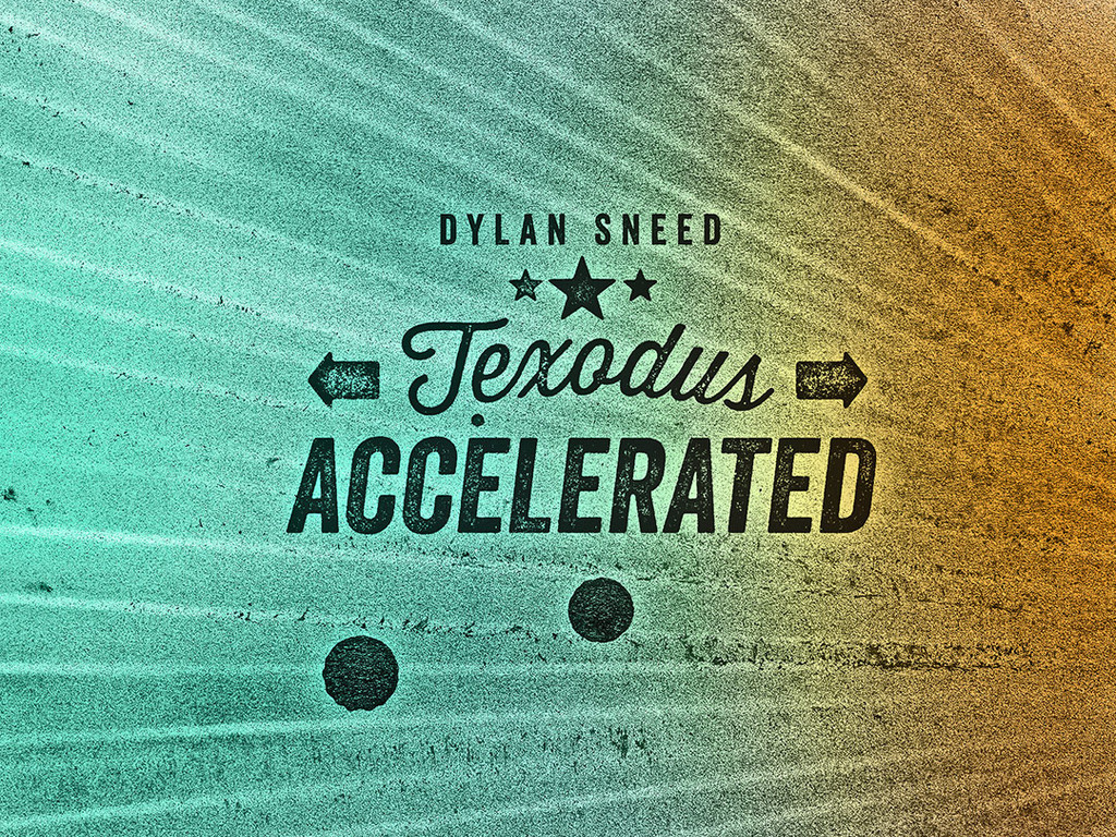 Texodus, Accelerated's video poster