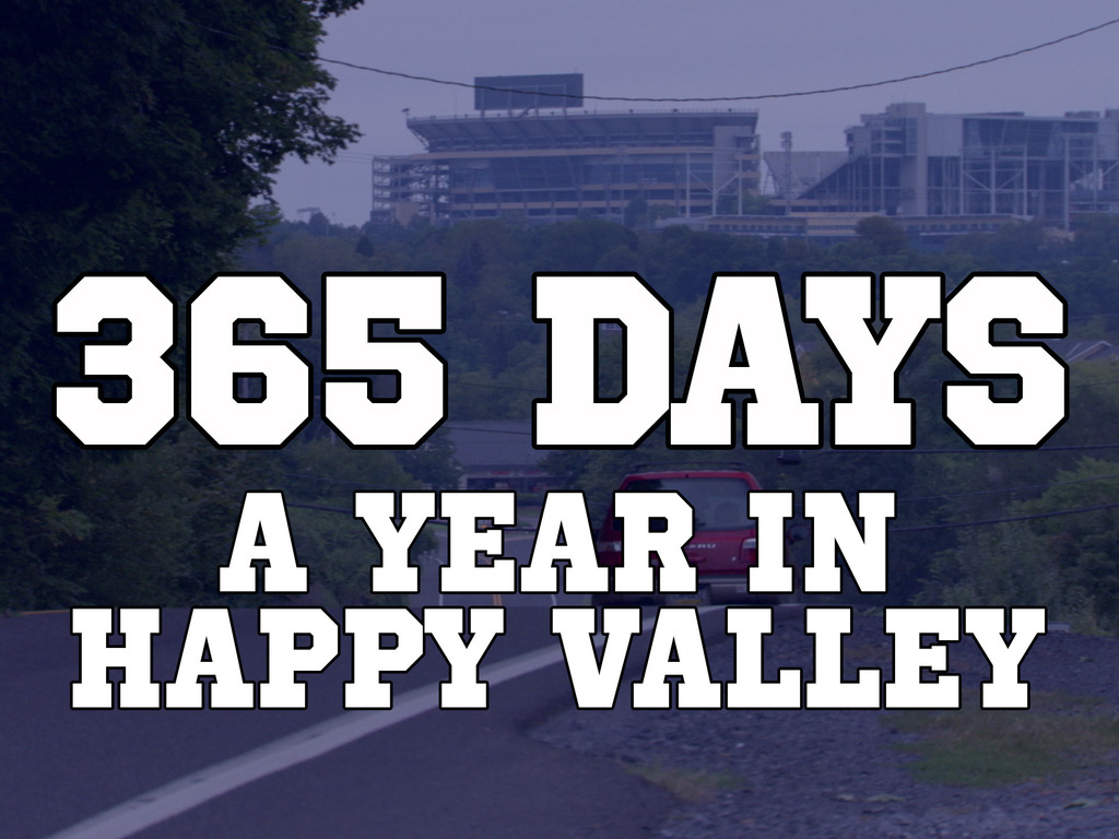 '365 Days: A Year in Happy Valley''s video poster