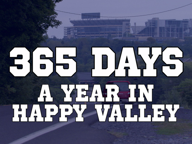 '365 Days: A Year in Happy Valley'