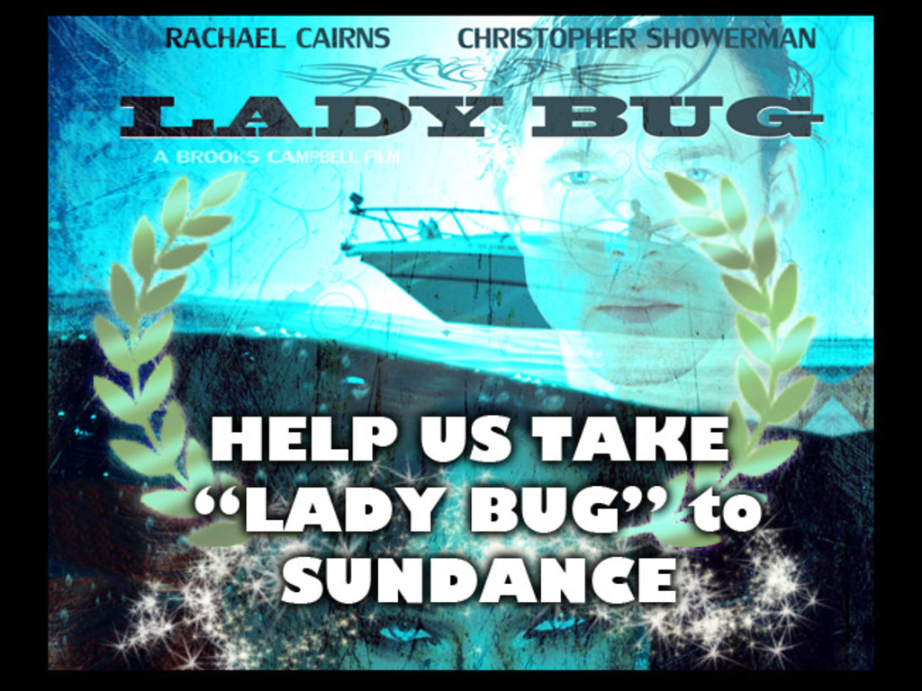 LADY BUG - Psychological Thriller - Live Action Feature film's video poster