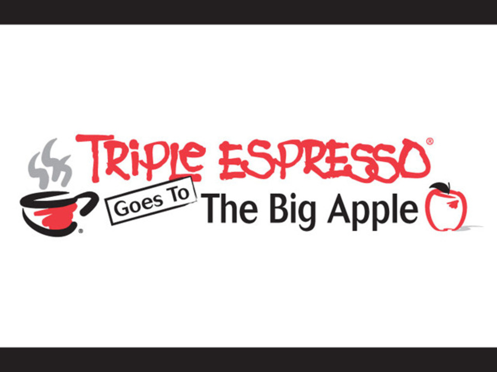 Triple Espresso Goes to The Big Apple's video poster