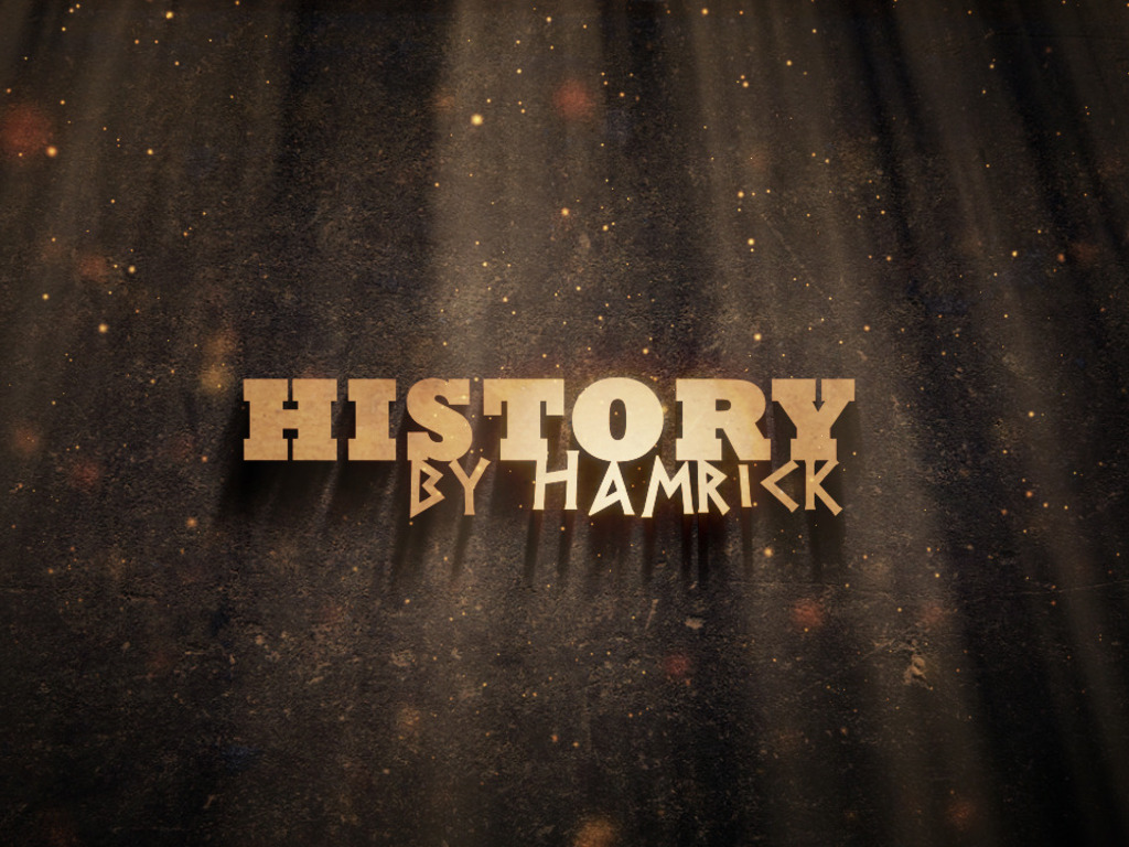 History By Hamrick!  Education Videos's video poster