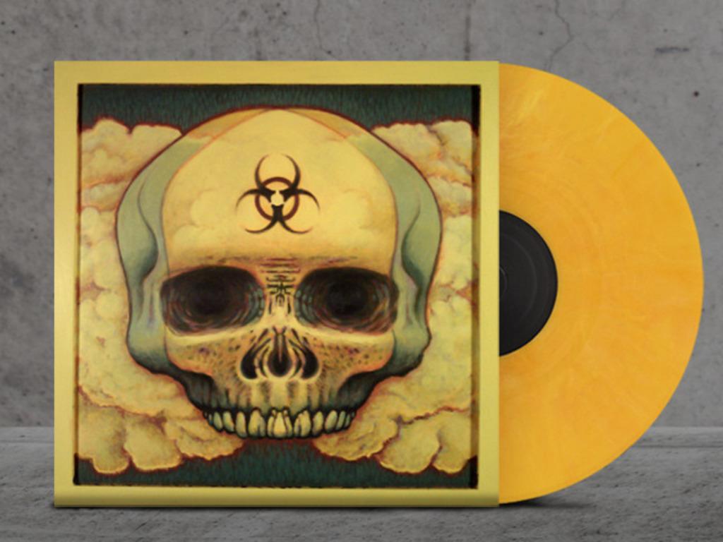 Dead Unicorn - Pandemic LP's video poster